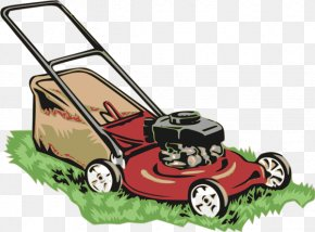 Lawn Cliparts - Lawn Mower Clip Art PNG