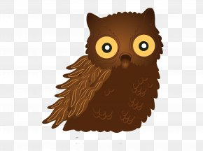 Owl - Owl Animal Euclidean Vector Illustration PNG