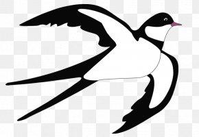 Swallow Clipart - Tree Swallow Bird Violet-green Swallow Barn Swallow Clip Art PNG