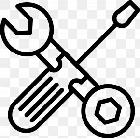 Wrench - Screwdriver Spanners Tool PNG