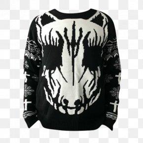 T-shirt - T-shirt Christmas Jumper BABYMETAL Sweater Sleeve PNG