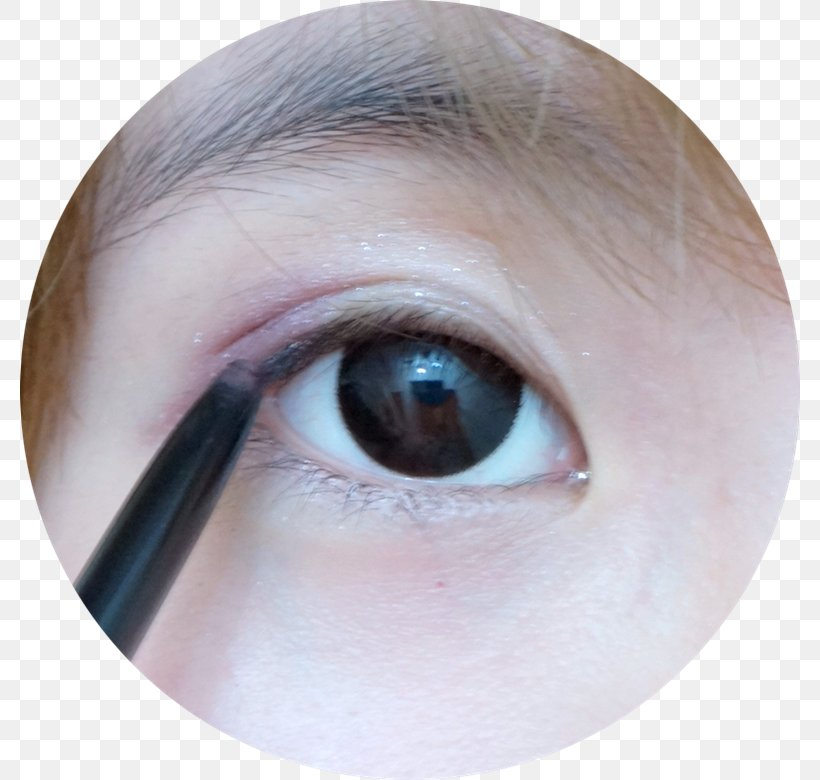 Eyelash Extensions Eye Liner Eye Shadow Lip Liner Iris, PNG, 780x780px, Watercolor, Cartoon, Flower, Frame, Heart Download Free