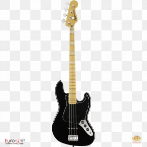 Bass Guitar - Fender Squier Vintage Modified Jazz Bass Squier Affinity Jazz Bass Bass Guitar PNG
