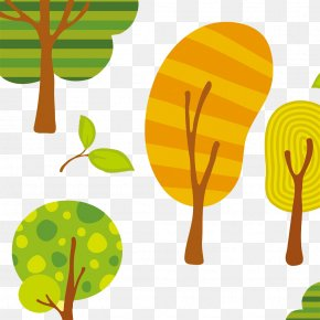 Tree - Tree Painting Drawing PNG