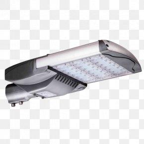 Light - LED Street Light LED Lamp Light-emitting Diode PNG