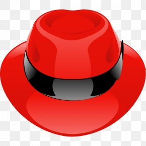 Red Hat Pictures - White Hat Red Hat Linux Security Hacker Clip Art PNG
