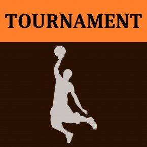 Tournament Cliparts - Basketball Court Slam Dunk Tournament Sport PNG