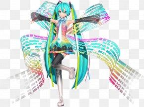 Hatsune Miku - Hatsune Miku: Project DIVA Arcade Vocaloid MikuMikuDance DeviantArt PNG