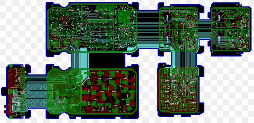 Microcontroller Printed Circuit Board Electrical Network Electronics Electronic Circuit Png 1556x759px Microcontroller Circuit Component Circuit Design