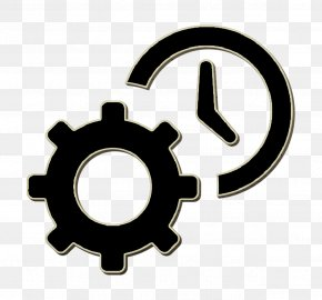 Hardware Accessory Logo - Settings Icon Clock Icon Tools And Utensils Icon PNG