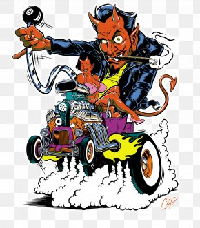 Devil - Devil's Advocate: The Art Of Coop Sticker Lowbrow PNG