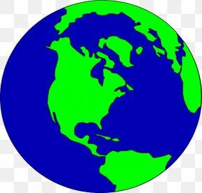 Earth - Earth Globe Clip Art PNG