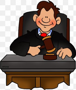 Testament Cartoon Judges - Clip Art Gavel Judge Court PNG