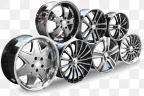 Wheel Rim Transparent - Car Alloy Wheel Tire PNG