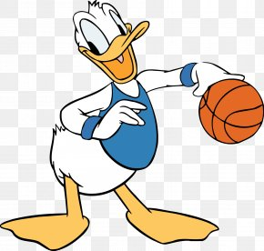 Donald Duck - Donald Duck Daisy Duck Mickey Mouse Cartoon Clip Art PNG