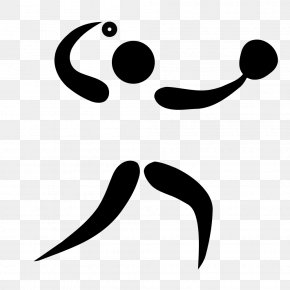 Olympics - Olympic Games Softball Olympic Sports Pictogram Clip Art PNG
