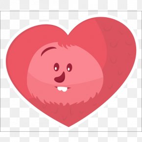 Network Valentine's Day - Valentine's Day Character Heart Clip Art PNG