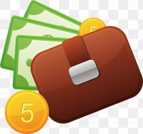 Wallet Vector Material - Mortgage Loan Bank Icon PNG