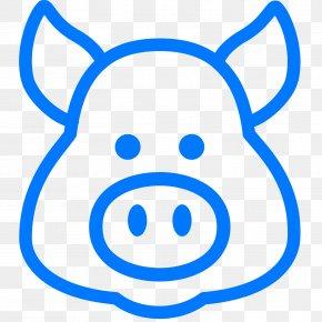 Astrologie Flag - Domestic Pig Vector Graphics Clip Art PNG