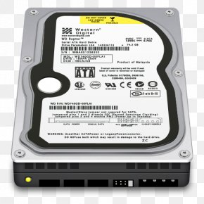 Internal Drive WD - Data Storage Device Electronic Device Hard Disk Drive Computer PNG