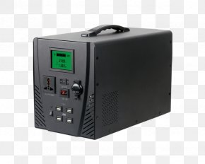 Steamelectric Power Station - Power Station Electronics Solar Power Power Inverters Solar Inverter PNG
