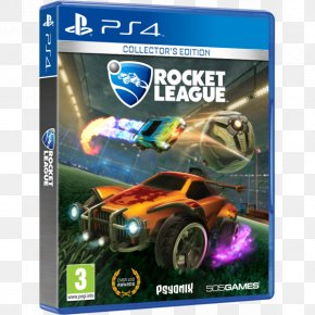 Rocket League - Rocket League PlayStation 4 Xbox One Video Games Supersonic Acrobatic Rocket-Powered Battle-Cars PNG