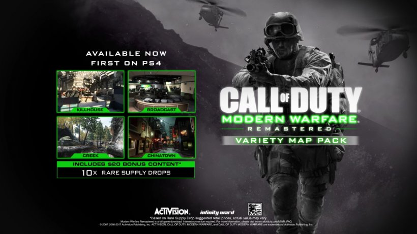 Call Of Duty: Modern Warfare Remastered Call Of Duty 4: Modern Warfare Call Of Duty: Infinite Warfare Call Of Duty: Black Ops III, PNG, 1366x768px, Call Of Duty 4 Modern Warfare, Action Film, Activision, Advertising, Brand Download Free