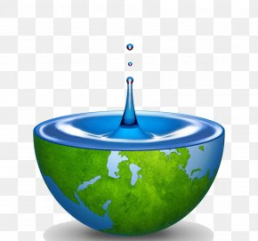 Water Glass - Water Efficiency Water Conservation Drinking Water Clip Art PNG