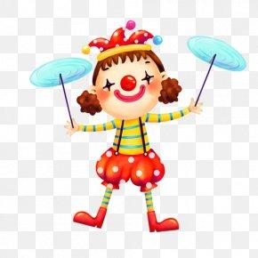 Circus = - Clown Circus Cartoon PNG