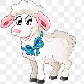 Lamb - Sheep Cartoon Lamb And Mutton Clip Art PNG