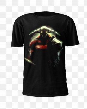 Dota - T-shirt Clothing Dota 2 Sleeve Active Shirt PNG
