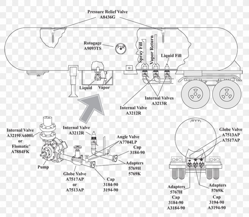 Wiring Diagram Propane Liquefied Petroleum Gas Information ... on