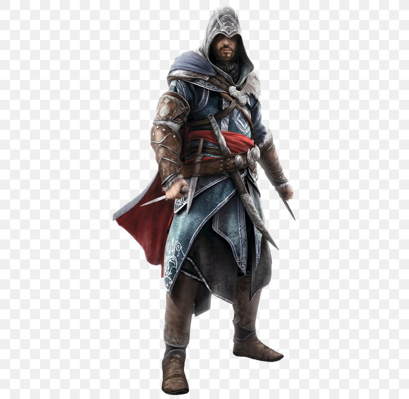 Assassin's Creed: Revelations Assassin's Creed: Brotherhood Assassin's Creed III Ezio Auditore, PNG, 390x800px, Assassins Creed Revelations, Action Figure, Armour, Assassins, Assassins Creed Download Free