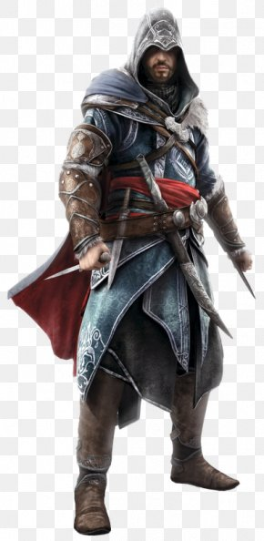 Ezio Streamer - Assassin's Creed: Revelations Assassin's Creed: Brotherhood Assassin's Creed III Ezio Auditore PNG