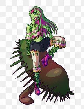 Venus - Monster High Doll Mattel Fan Art Drawing PNG