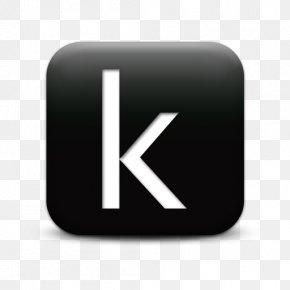 K - K Alphabet Lettering Clip Art PNG