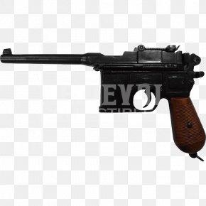 Weapon - Mauser C96 Pistol Weapon Gewehr 98 PNG