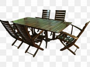 Patio - Table Garden Furniture Chair Dining Room Matbord PNG