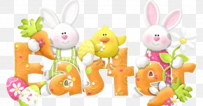 Easter - Easter Bunny Easter Egg Happy Easter! Clip Art PNG