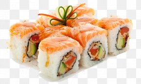 Sushi Image - Sushi Japanese Cuisine Asian Cuisine Chinese Cuisine Seafood PNG