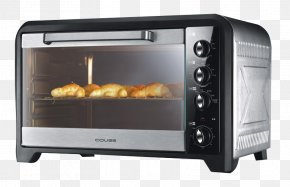 COUSS,CO-3501 Multifunction Home Oven - Barbecue Oven Home Appliance Baking Electricity PNG