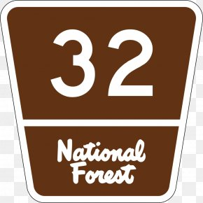 Route Ii500 - Black Hills National Forest Logo United States National Forest Brand PNG