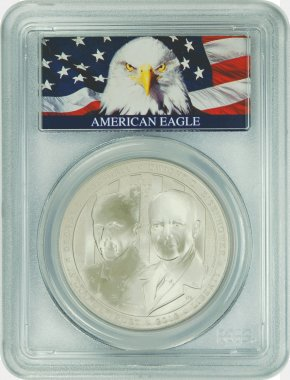 Coin - Commemorative Coin American Silver Eagle United States Dollar United States Mint PNG