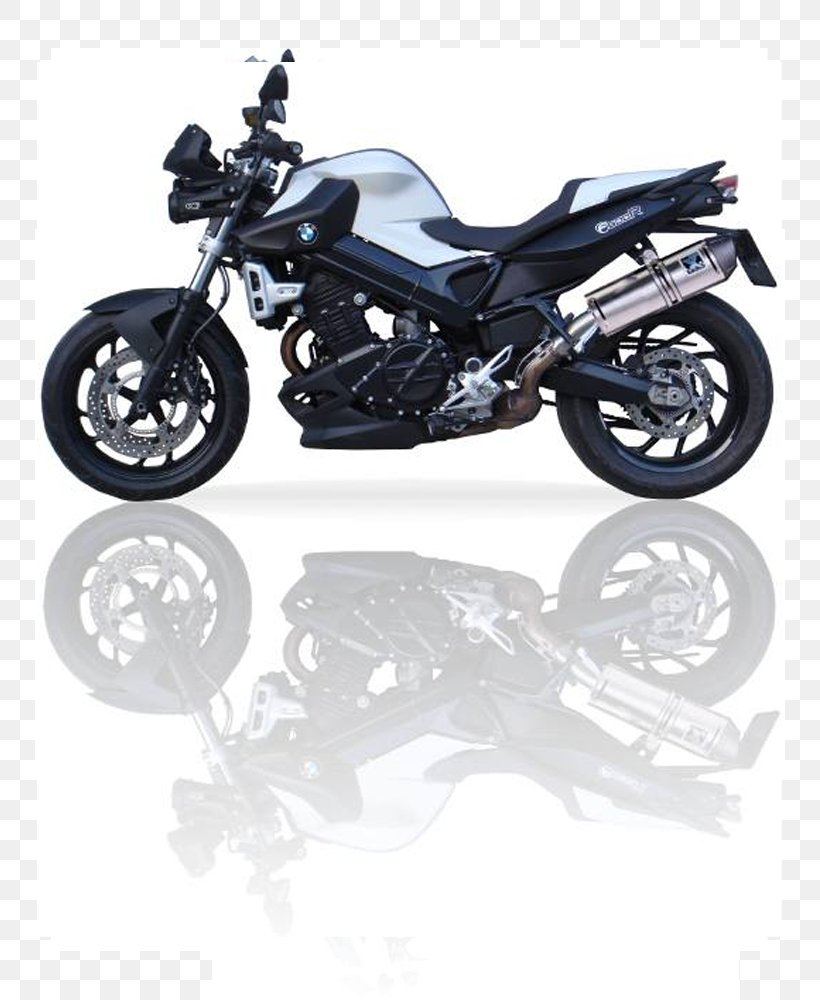 Exhaust System Motorcycle BMW F Series Parallel-twin BMW F
