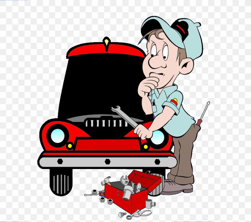 Cartoon Auto Mechanic, PNG, 900x796px, Car, Art, Auto Mechanic ...