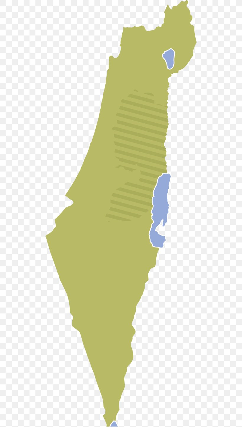 Israel State Of Palestine West Bank Clip Art, PNG, 512x1444px, Israel, Ecoregion, Flag Of Israel, Map, State Of Palestine Download Free