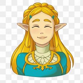 Zelda Breath Of The Wild - The Legend Of Zelda: Breath Of The Wild Redbubble Sticker Clip Art PNG