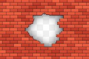 Vector Red Brick Wall - Euclidean Vector Brick Vecteur Plot PNG