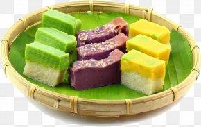 Breakfast - Layer Cake Seri Muka Malaysian Cuisine Torte Breakfast PNG