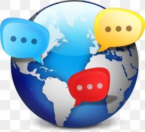 Language - Social Media Social Networking Service Clip Art PNG